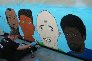 PaintBus 2014 Schenefeld