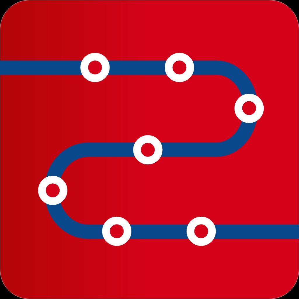 App HVV-Zeitschiene