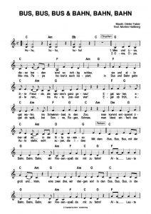 Lied der HVV-Schulprojekte