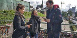 Ein FÖJ - Freiwilliges Ökologisches Jahr in Hamburg