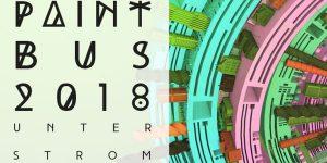 """Im Oktober 2017 war der Startschuss für den neuen PaintBus-Wettbewerb der HVV-Schulberatung! Diesmal lautet das Motto """"Unter Strom""""."""