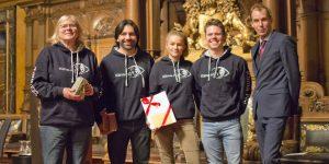 Stadtteilschule Walddörfer beteiligt sich seit 5 Jahren an dem Projekte HVV-KlimaConsult