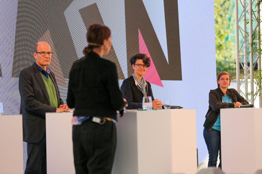 Im Rahmen der Hamburger Klimawoche wurde bei der Jugend-Mobilitätskonferenz 2020 über die Mobilität der Zukunft diskutiert