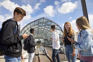 Jetzt kostenlos anmelden zur Online-Jugendkonferenz Mobilitätswende zur Hamburger Klimawoche am 24. September 2021.
