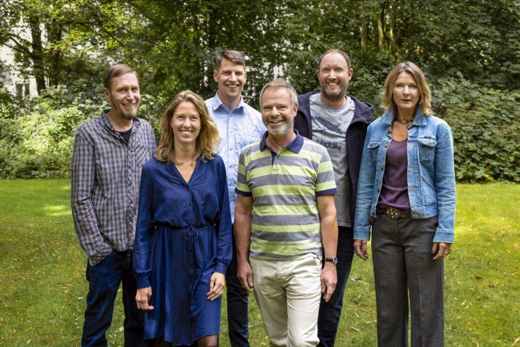 Das Team der hvv Schulprojekte